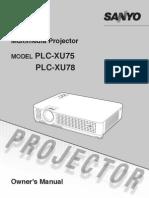 PLC-XU75