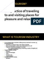 Tourism Powerpoint
