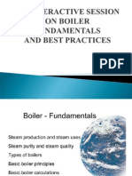 An Interactive Session on Boiler Fundamentals and Best