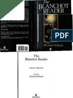 The Blanchot Reader