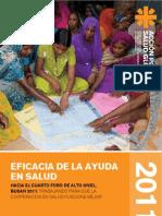 AFGH Informe en Baja