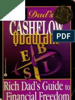 Robert Kiyosaki - Rich Dad's Guide to Financial Freedom - Cashflow Quadrant