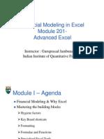 FinModEx-Module201