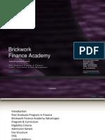 Brickwork Finance Academy