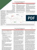 Lane Asset Management Stock Market Commentary April 2012