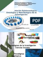 Exposicion de Metodologia de La Investigacion
