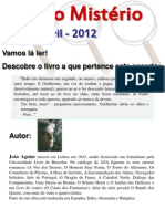 Livro Misterio Abril-ppt