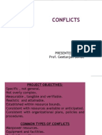 Conflicts Ppts