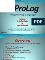 My Prolog Presentation
