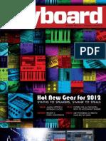 Keyboard April 2012