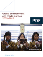PWC 06 09 Global Entertainment and Media Outlook - Not Restricted (2)
