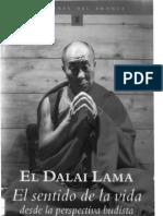 Dalai Lama - El Sentido de La Vida Desde La Perspectiva Budista