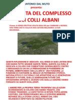 Formazione Dei Colli Albani