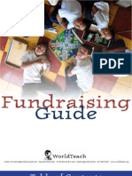 Current Fundraising Guide