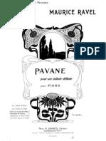 Pavane Ravel