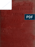 Campaigns on the North-West Frontier (1912)