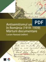Antisemitismul Universitar in Romania (1919-1939)