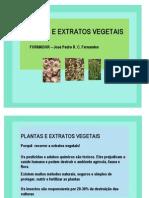 Agro BIO, Pragas Plantas e Extratos Vegetais