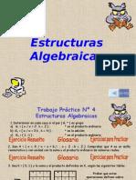 04 Estructuras Algebraicas