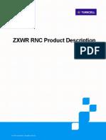 ZTE ZXWR RNC Product Description