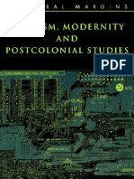 Marxism, Modernity, Postcolonial