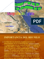 El Relieve Del Valle Del Nilo