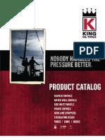 Productcatalog King Oil Tool