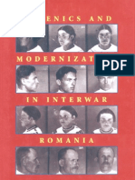 Eugenics and Modernization in Interwar Romania