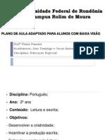 Slide Flavia - Planoa
