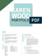 Karen Wood Portfolio 2012