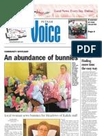 Putnam Voice - 4/11/12