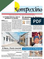 El Mompoxino Edicion 19,  Abril - Agosto 2012