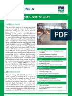 SME Case Study-Steel Re-Rolling Mill