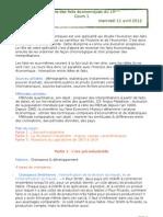 Histoire des faits éco Cours 1.doc