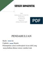 HIDROSEFALUS KONGENITAL