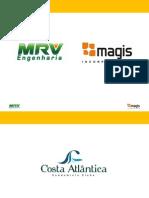 Book Costa Atlântica - NOVO