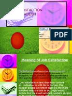 Job Satisfaction in Bangladesh