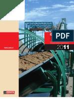 Compendio de la Minería Chilena 2011
