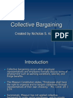 Collective Bargaining Education