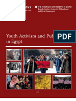 Youth Activism and Public Space in Egypt