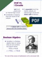Unit 1 - Boolean Algebra