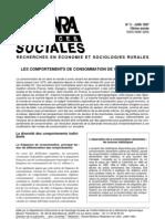 Les Comportements de Consommation de Vin en France_Dossier INRA