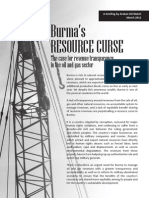 Burma's Resource Curse (Briefer-English)