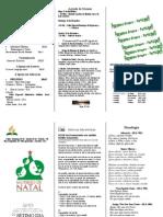 Programa Igreja Aparecida - 171220111