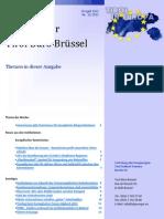 newsletter Ufficio euregio Tirolo