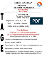 Stage Yoseikan Budo 01 04 2012 Jean-Pierre Pichereau