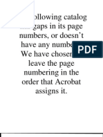 BFA Parts Manual