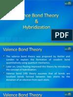 The E Tutor - Valence Bond Theory & Hybridization