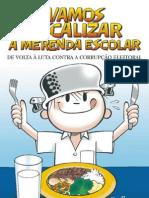 cartilha sobre o PNAE ( Programa Nacional de Alimentação Escola)