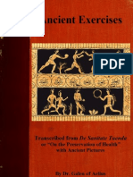 Ancient Exercises- Dr. Galen of Pergamon (Ancient Rome)